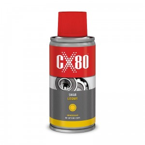 Smar litowy 150ml spray CX80